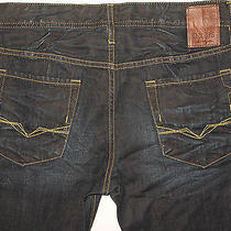 Guess Jeans Style Name Hewitt-Slim Boot Size 38x34 Photo