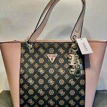 Guess Kamryn Logo Tote Bag Photo