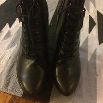 Guess Lace Up Boots Photo