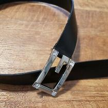 Guess Leather Ladies Belt 43 Long W/o Buckle Photo