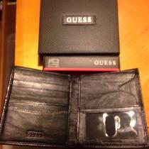 Guess Leather Wallet Photo