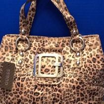 Guess Leopard Handbag Photo