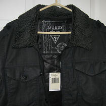 Guess - Los Angeles - Mens Xl - Indigo Jacket (Brand New W/tags) Stylish Photo