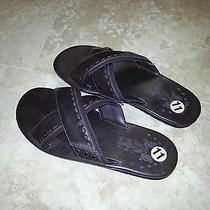 Guess Mans Sandals Size 11 Photo