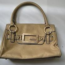 Guess Med Gold Purse Photo