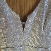 Guess Medium Silver Sparkle Dress Photo