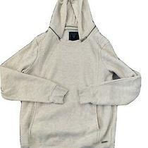 Guess Mens Sweatshirt With Hoodie Long Slevee Sz Xs Photo