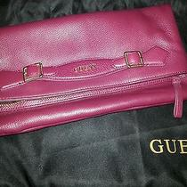 Guess Midnight Wine Minibag Photo