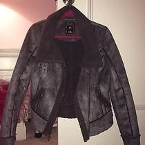 Guess Motorcycle Jacket - Fully Lined Photo