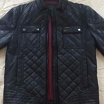 Guess Motorcycle Style Jacket (Medium) Photo