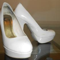 Guess Nude Pump Size 7  Photo