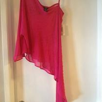 Guess One Shoulder Sexy Top Nwt One Size Photo