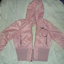 Guess  Pink Bomber Jacket  Photo