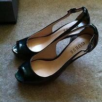Guess Pumps in Emerald Green Photo