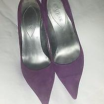 Guess Purple Heels Photo