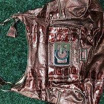Guess Purse Handbag Purple Photo