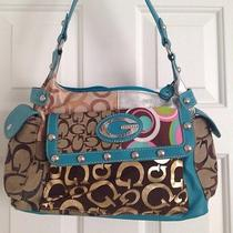 Guess Purse New Condition Photo