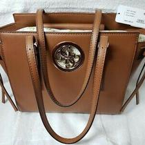 Guess Purse New With Tags Brown Photo