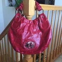 Guess Red Handbag Photo