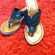 Guess Sandal Wedges Sz 7.5 Photo