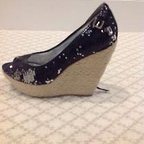 Guess Sequin Wedges Photo