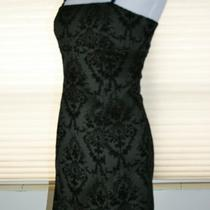 Guess Sexy Mini Black Dress Size 3 Great for Prom or Graduation Photo