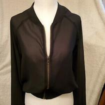 Guess Sheer Jacket Womans Size Xs or Usa 4 Photo