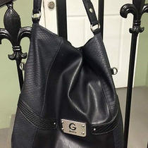 Guess Shoulder Bag (Black) Photo