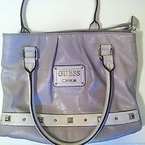 Guess Shoulder Bag Handbag Purse %100 Authentic Photo