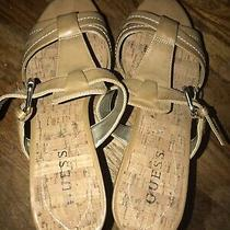 Guess Size 8 Wedges Womens Photo