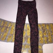 Guess Size S Rose Leggings Photo