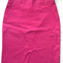 Guess Skirt 31 Marciano Jean Dress 7/8 Top Straight Pencil Photo