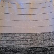 Guess Skirt Beige Black Stretchy Photo