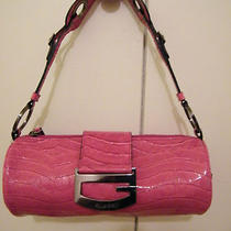 Guess Small Raspberry Pink Handbag Photo