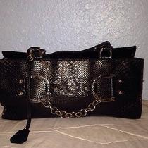 Guess Snake Print Handbag Photo