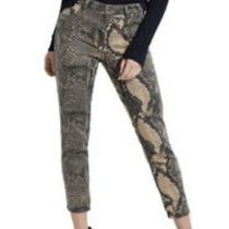 Guess Snake Print Pants - Size 27 - New With Tags Photo