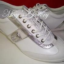 Guess Sneaker Tennis Sport  Athletic   Walking Shoe Shoes Flip Flop Nib Sz 7 Photo