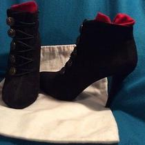 Guess Suede Booties Photo