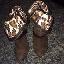 Guess Suede Boots Photo
