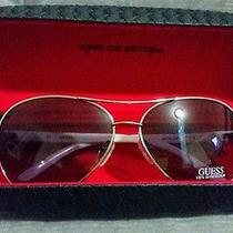 Guess Sunglasses. Case Included. New. No Reserve Price. Photo