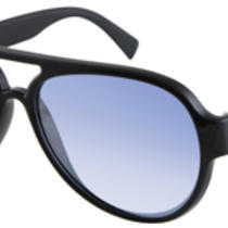 Guess Sunglasses Gu 6672 Blue 57mm Photo