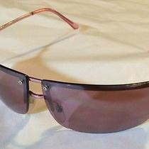 Guess Sunglasses Pink Metal Frame Photo