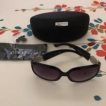 Guess  Sunglasses women.black   Gu 7005f W/ Case Photo