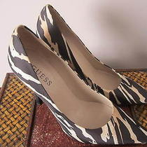Guess Tiger Print Heels Photo