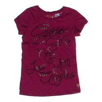 Guess Trendy Embellished Shirt Size 10 Photo