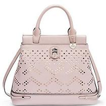Guess Tulissa Blush  Small Carryall Tote Satchel Beautiful New Style Vg377022  Photo
