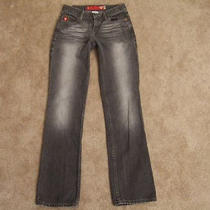 Guess Usa  Jeans Pants Black Size 26 Photo