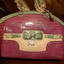 Guess Violet Multi Handbag Photo