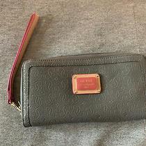 Guess Wallet Gray Photo