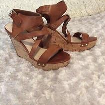 Guess Wedge Sandals Photo